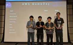 Wave Commerce Takes Home 1st Place at AWS GameDay 2018