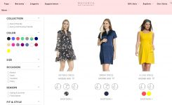 Case Study: Mayarya Creates a Dynamic User Experience to Showcase Unique Maternity-Wear